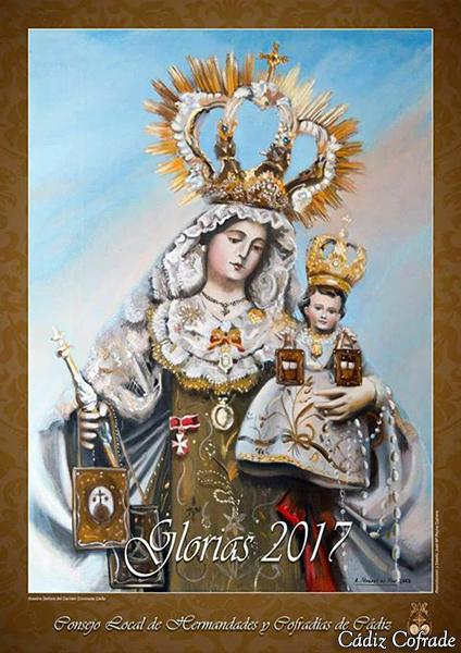 Resultado de imagen de cartel glorias cadiz