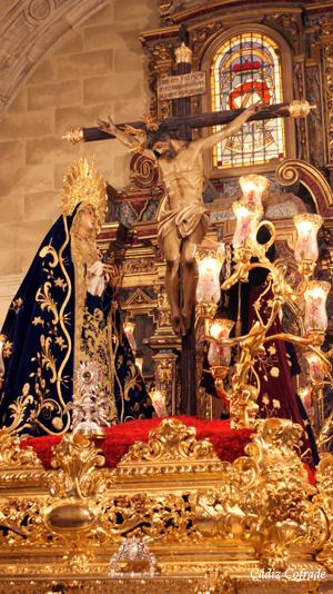 semana santa malaga 2009 stmo cristo de la buena muerte. La Hermandad del Stmo. Cristo